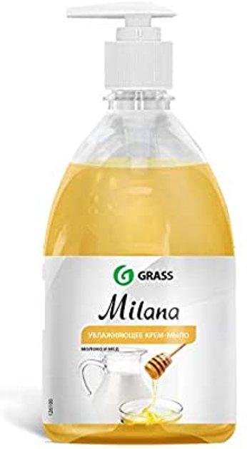 Milana Milk & Honey - šķidrās ziepes ar medus - piena aromātu - 500ml