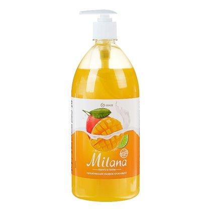 Milana šķidrās krēmziepes ar mango un laima aromātu 1l