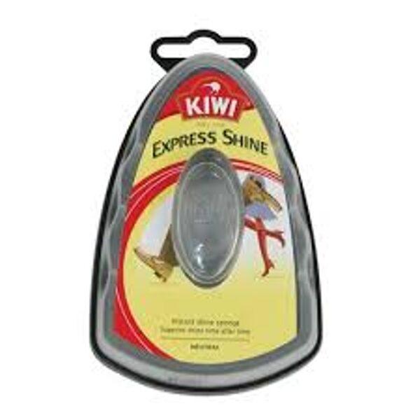 """Švamme apavu spodrināšanai """"KIWI Express Sponge"""" (neitrāla)"""