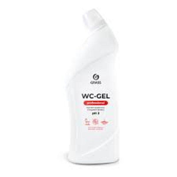 WC-gel Professional līdzeklis tualetes tīrīšanai 750 ml