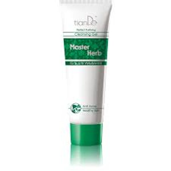 TianDe cleansing facial gel 100g