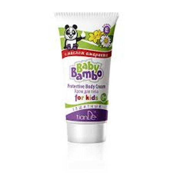 TianDe aizsargājošs ķermeņa krēms bērniem Baby Bambo 50g
