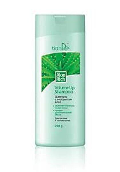 TianDe alvejas matu šampūns matu apjomam - 200g