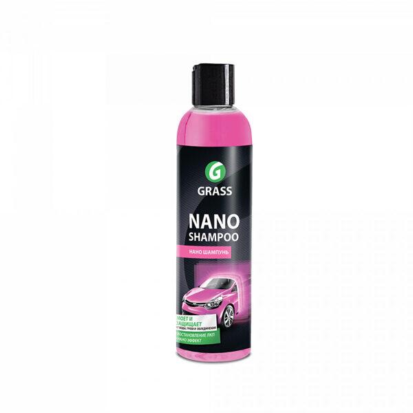 Nano Shampoo 1:200 - nano šampūns ar aizsargslāni - 250ml