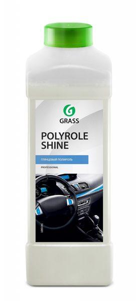 Grass Polyrole Shine - plastikāta pulēšanas līdzeklis ar spīduma efektu - 1l
