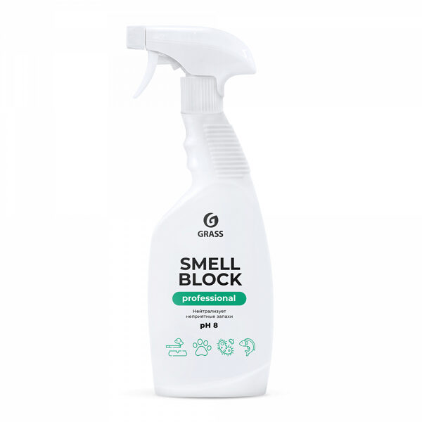 "Smaku neitralizators ""Smell Block"" Professional (600 ml pudele)"
