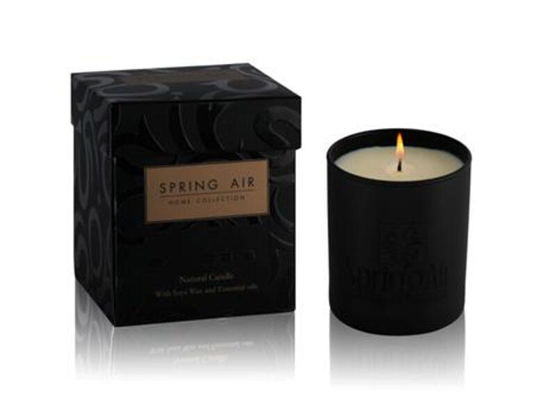SPRING AIR LUX Cotton aromātiskā svece 235 ml
