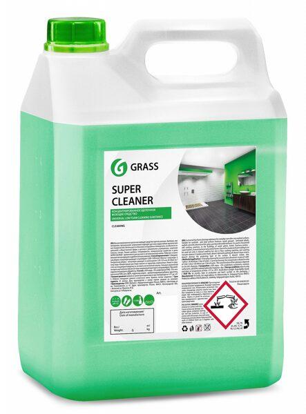Grass Super Cleaner koncentrēts sārmains mazgāšanas līdzeklis  5kg