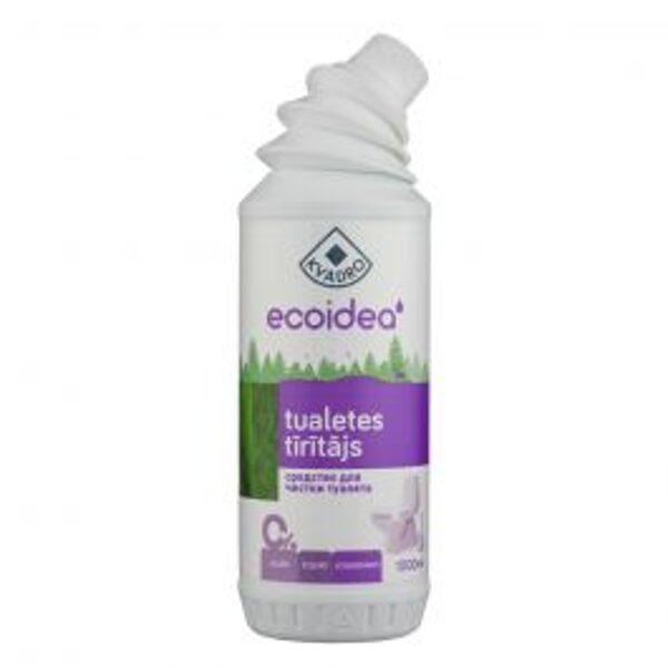Kvadro ECOIDEA tualetes tīrītājs 1L