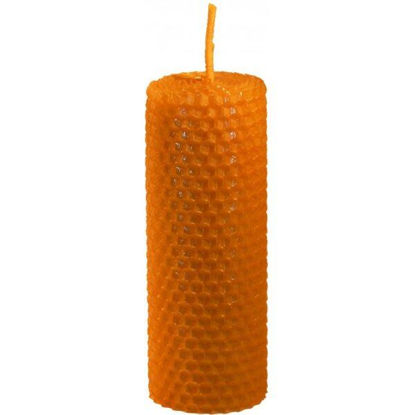 Bišu vaska svece tīta 13cm