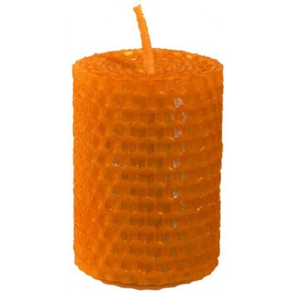 Bišu vaska svece tīta 6cm